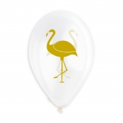 Clear-Gold-Flamingo